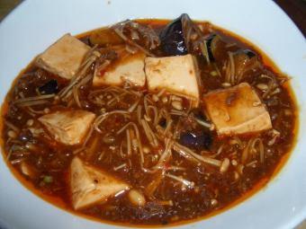 特别麻婆豆腐