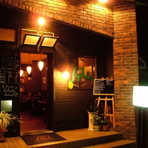 The house in a warm atmosphere standing in the back street.◎ as an adult retreat as well as dates and anniversaries