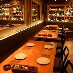 桌座。我們可以靈活應對10人的中型宴會〜♪宴會課程也根據您的預算提出,所以請隨時與我們聯繫♪