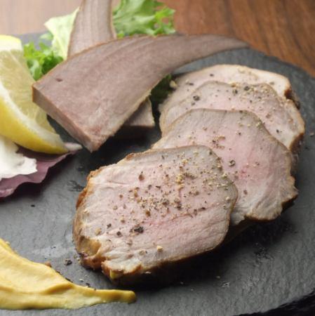 猪肉棕色烟熏油腌料