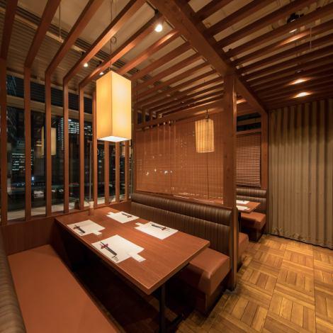 BOX類型的座位有限,最多的6人!在宴會和家庭有少數人喜歡的餐廳,它是完美的女人的會議。與豁達的專賣店,在寬敞寬敞的座位,你可以放鬆♪新鮮的蔬菜,有2分鐘的步行路程,從一切手段堅持創意美食的自助餐,請大家欣賞!東京站和接入也非常好!