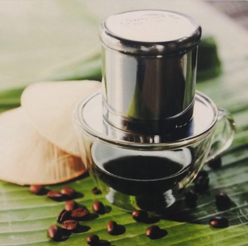 베트남 커피 (핫, 아이스)