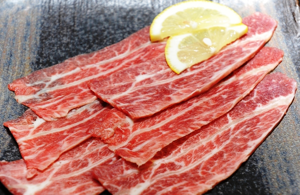 Tramle (cheek meat)
