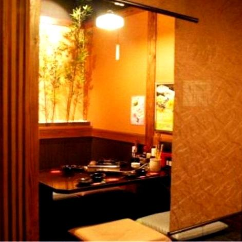 There are also many private rooms for digging in the atmosphere of adults who had calm down.Various scenes ♪