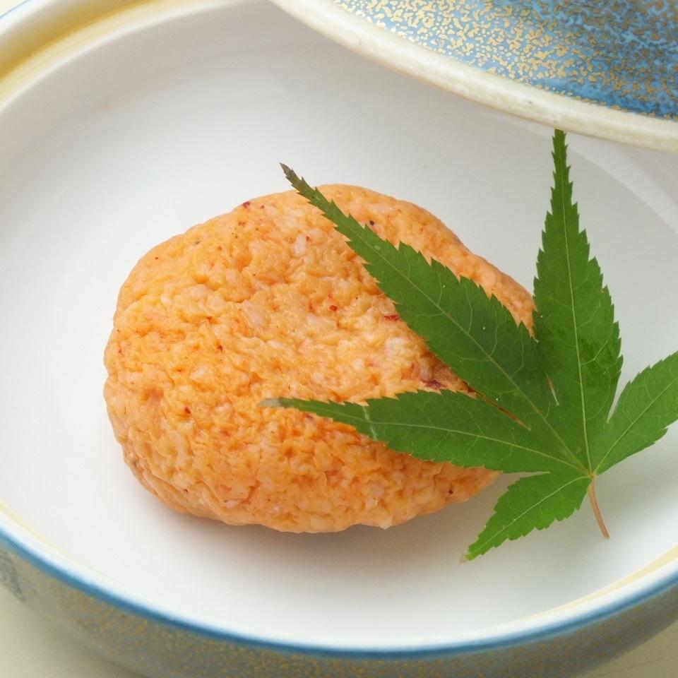 桜海老の真薯