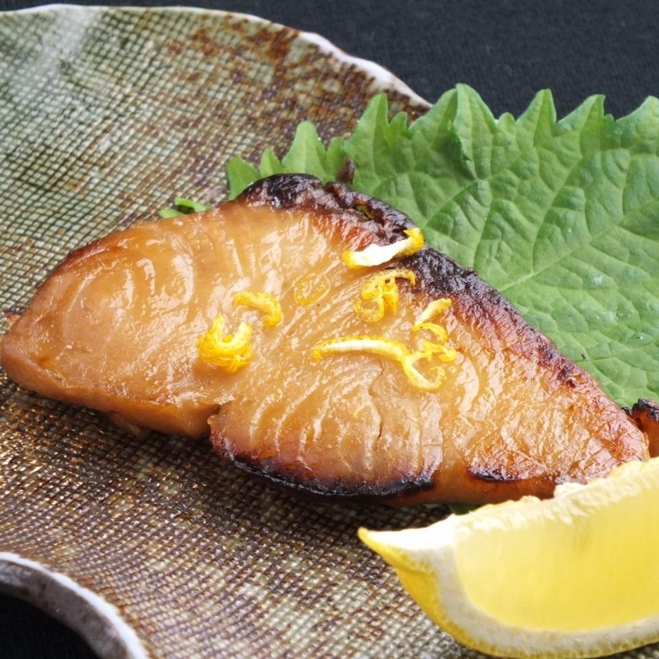 Grilled Saikyo