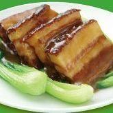 Boiled pork