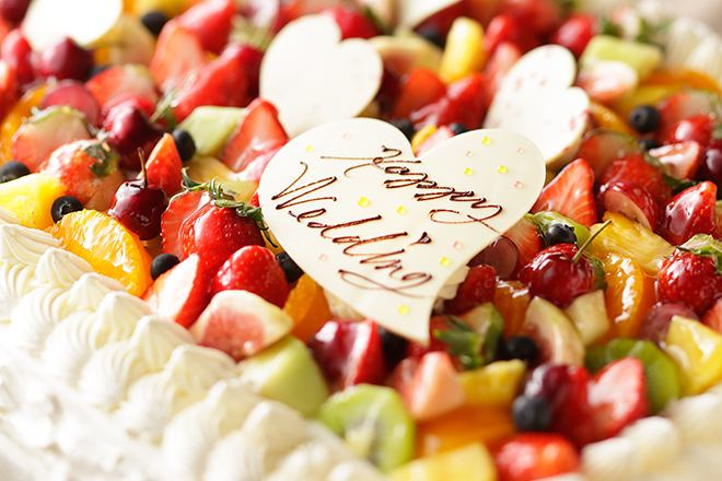 Wedding 2nd Order 3,500 yen 【Sunday Limited Plan】 Charged from 30 people OK