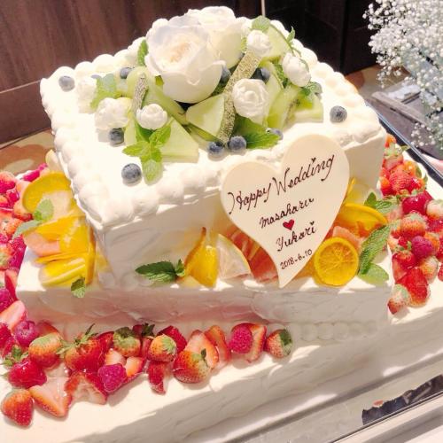 婚礼第二方【派对套餐B】4500日元