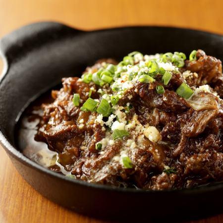 紅燒牛肉燉味噌酒