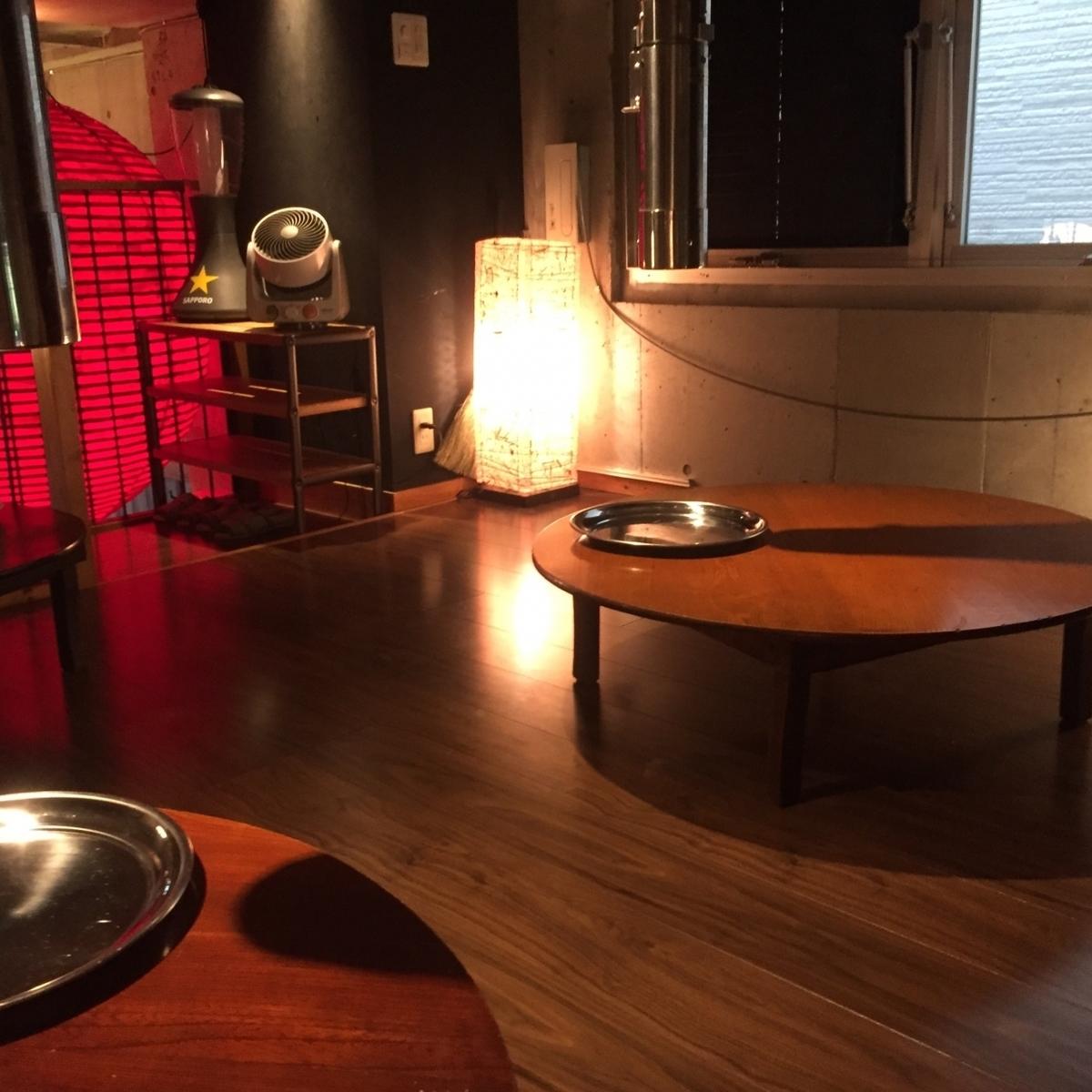 【VIP】4人圓桌座