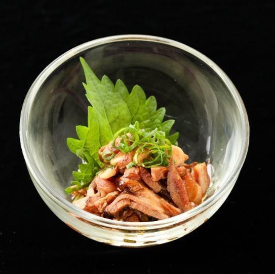 Familiar shakusaki with wasabi (standard / half)