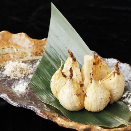 Ebisu garlic roasted