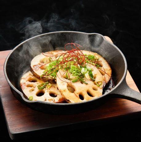 Lotus steak