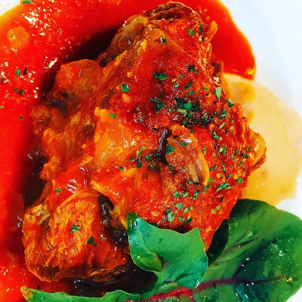 新菜單♪豬肚軟骨燉Troat番茄+自助午餐