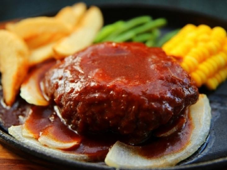 Tiger's lunch is outstanding KOSPA 1000 yen (tax excluded) ~! Enjoy selected meat ♪