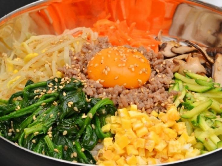 """Yakiniku Yakiniku lunch"" that can enjoy aged meat is rich and 2380 yen (tax excluded)!"
