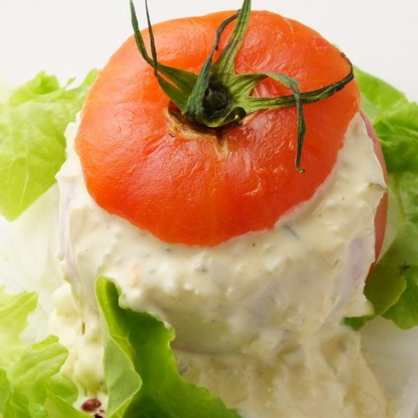 整番茄沙拉