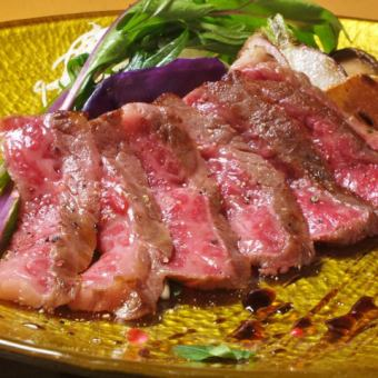 Kuroge Wagyu Beef steak