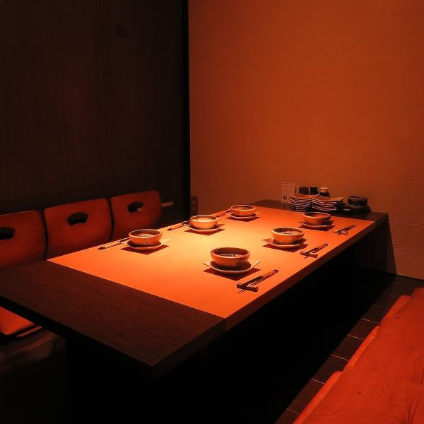 4 to up to 6 persons parlor private room is 5 rooms.Your way home from work and women's meetings, such as meals for families ... can be used widely private space ♪