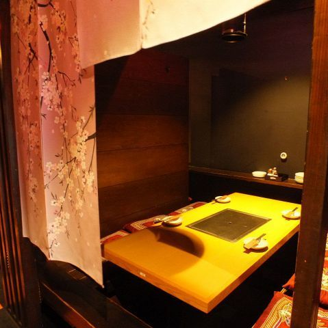 We prepared a variegated private room for 2 people ~ many people ♪