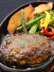 ● Hamburger steak Japanese-style JAPONE sauce