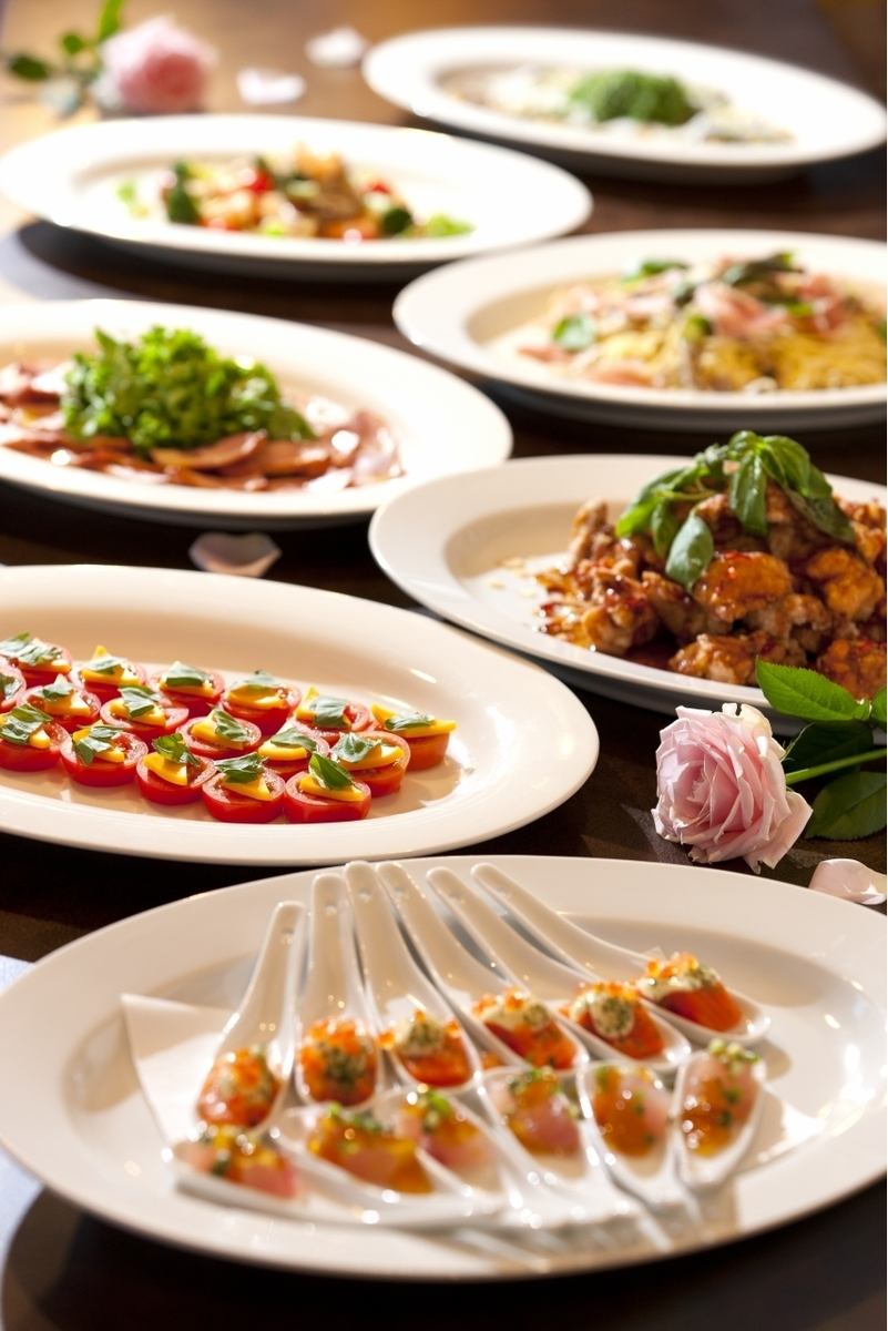 ★ If it is party meal for 20 people or more fancy and delicious ★