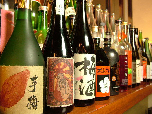 Room12店長がセレクトした女性に人気の梅酒&果実酒30種類以上