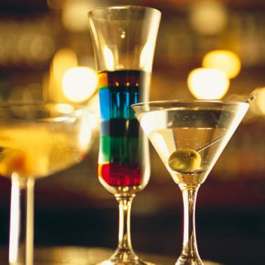 ■ 【2.3 Recommended for next party】 200 luxurious drinks and hors d'oeuvre course 【3000 yen】 (seat time 120 minutes)