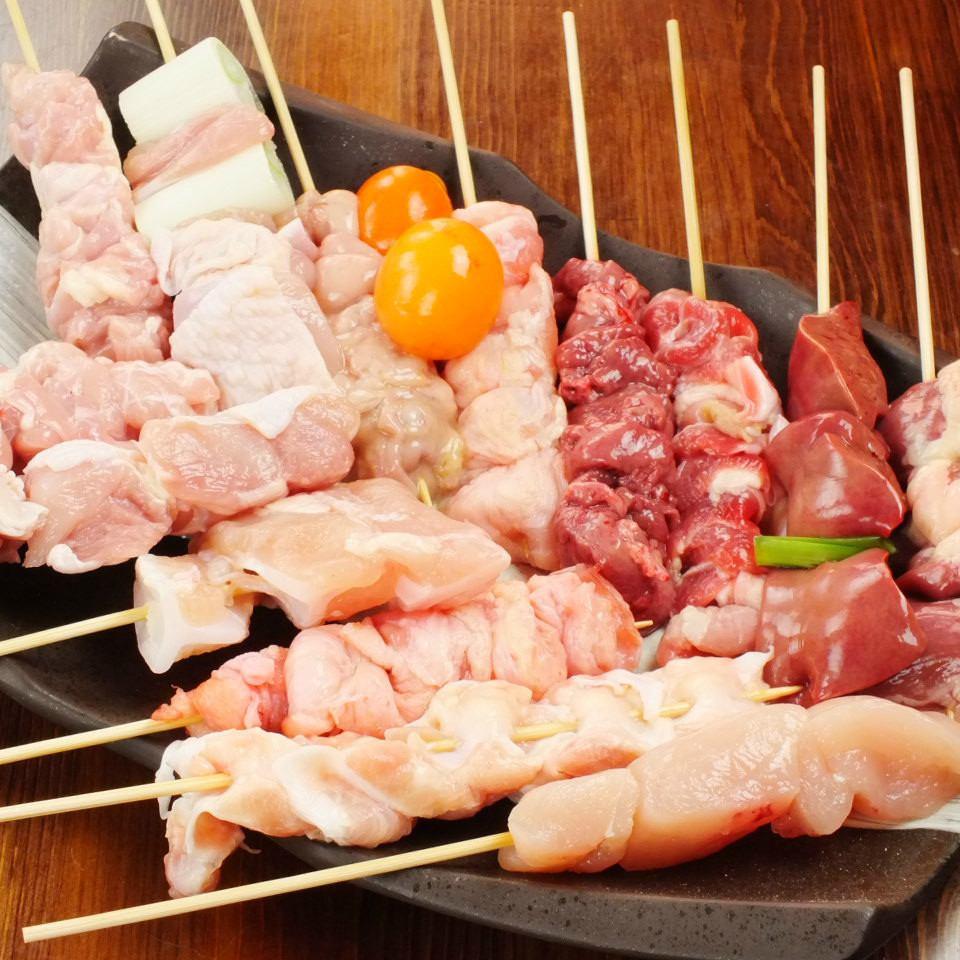 Takatsuki ◇ Hideaway Izakaya ◆ You can eat Yakitori at a rare site ♪