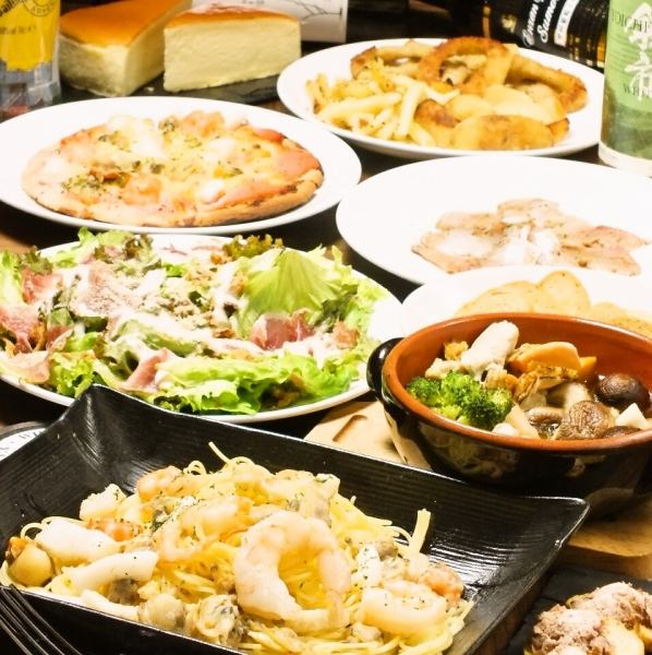 Drinking time unlimited cooking 7 items 5000 yen 【store ♪ wanting to introduce to friends】 Perfect soundproofed private room, for corporate banquets · entertainment ◎