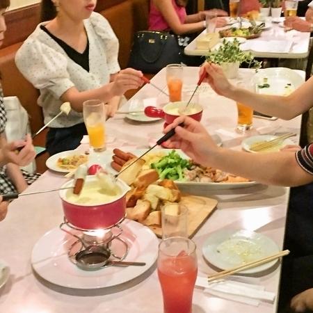 限量☆奶酪火鍋所有你可以吃和所有你可以吃的壽司套餐是新的!