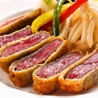 【Luxury Meat Ultra - Plenty】 Luxury Meat Balcony 7 Items 7000 yen + 2 hours All you can drink 1500 yen