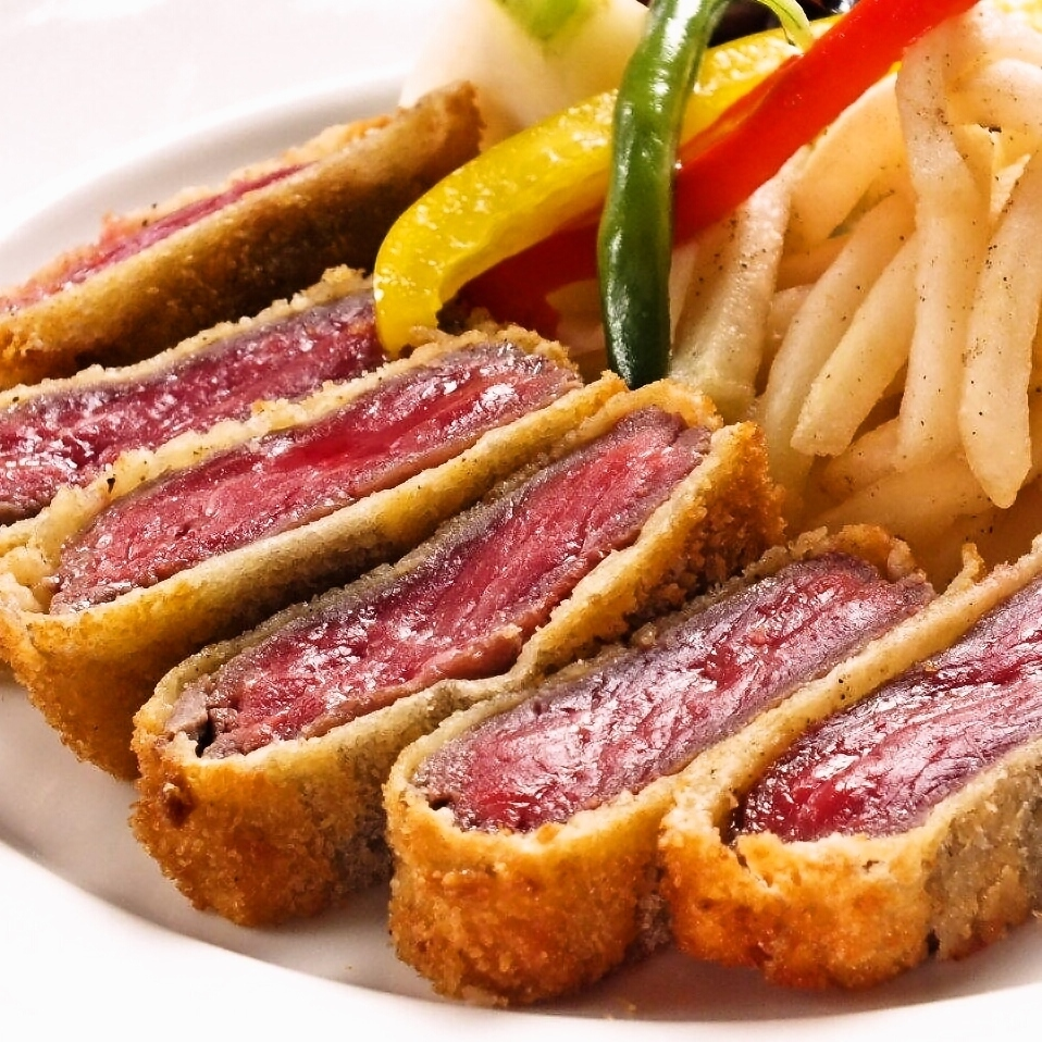 Shizuoka's first! Beef cutlet finally appears in HaRyu ♪