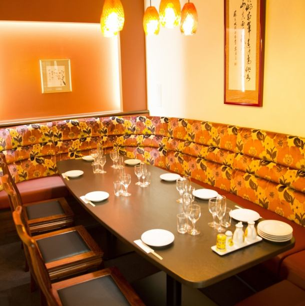 It is a private room to put various people.In excellent atmosphere, ♪ perfect for girls Board