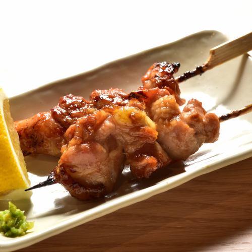 鶏もも串(1本)