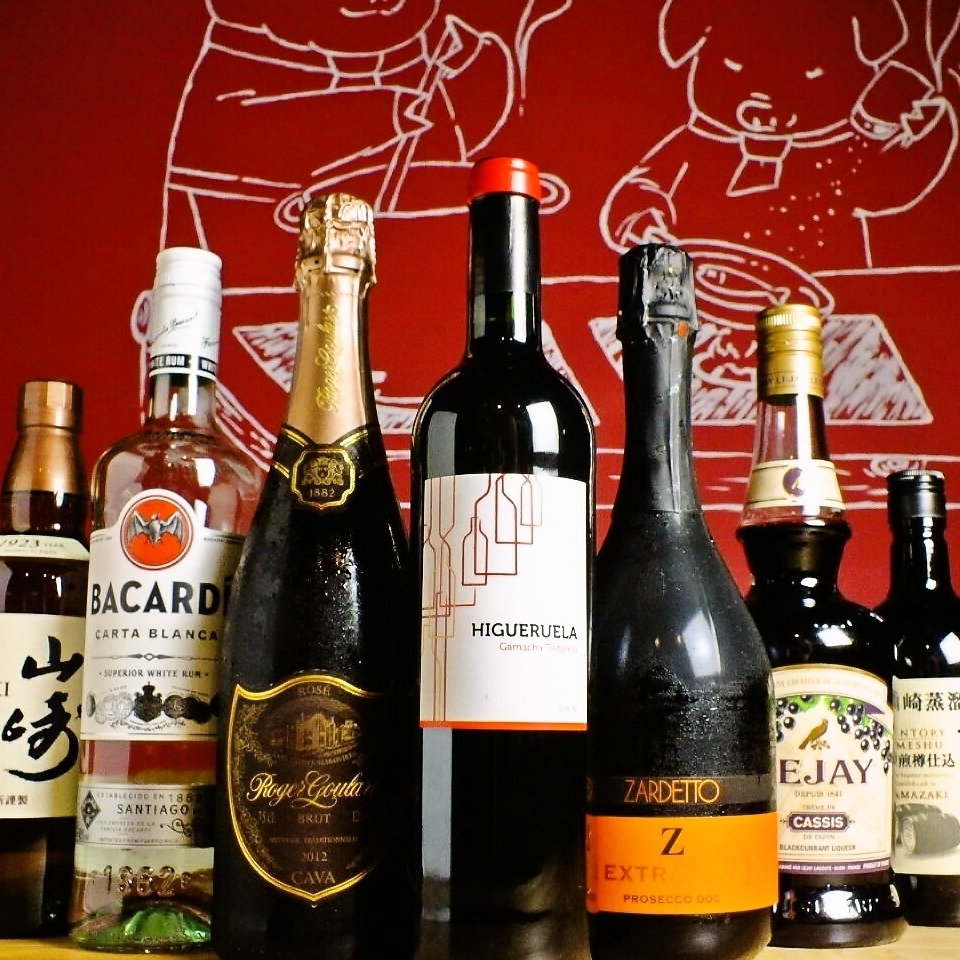 Store owner prejudice sake wine ☆ excellent meat dishes and wine