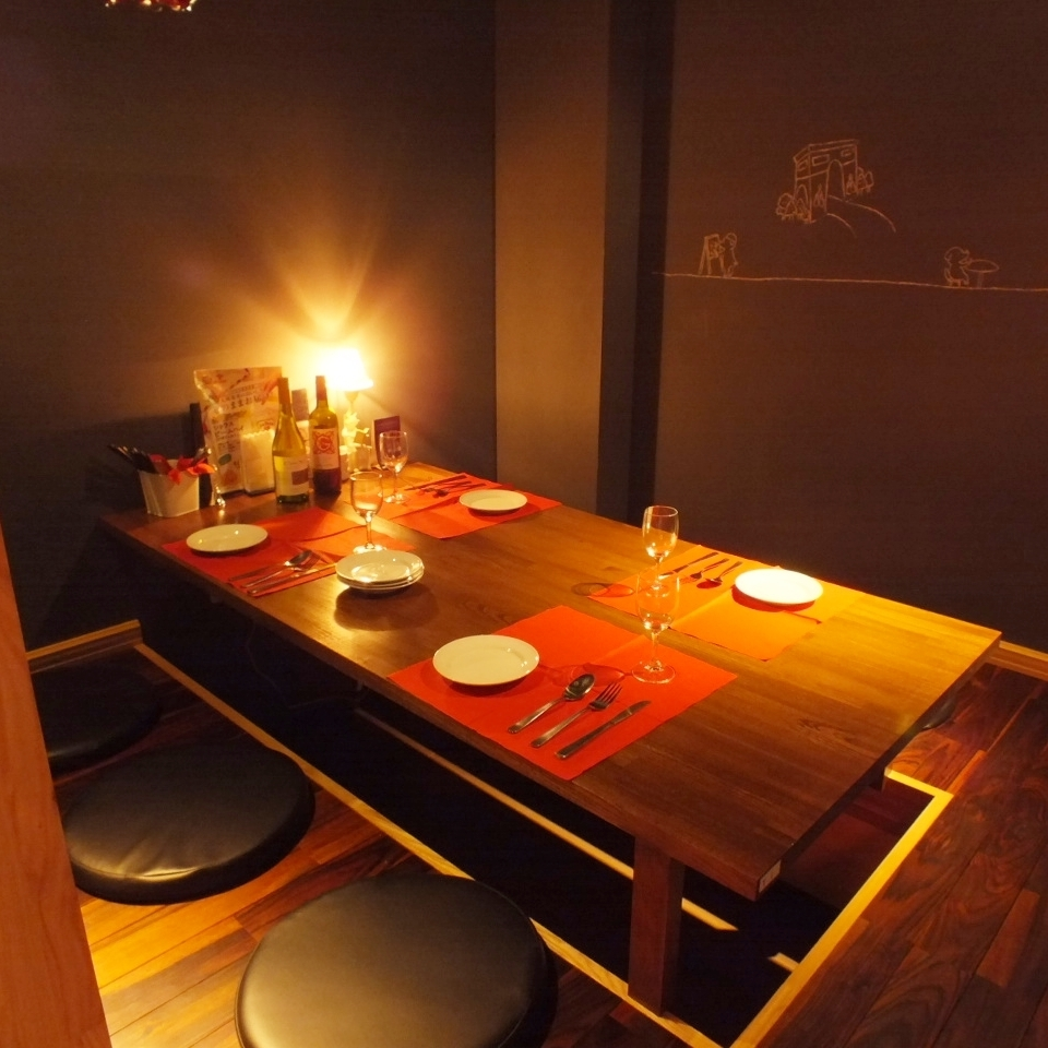 ♪ Supreme time in a restful private room space ♪ Drink unlimited course with 3000 yen ~ ♪ We prepared a number of recommendation courses ♪ 【Honne Atsugi complete private room all you can eat all meat bar all-you-can-drink ___ ___ ___ 0 Women's Association】