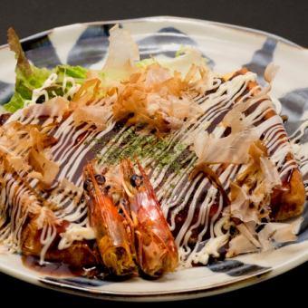 烤虾/虾烤虾