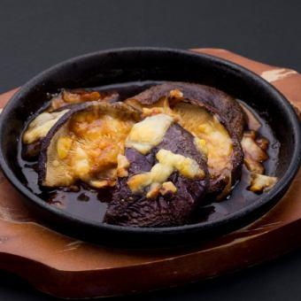 표고 버섯 치즈 구이