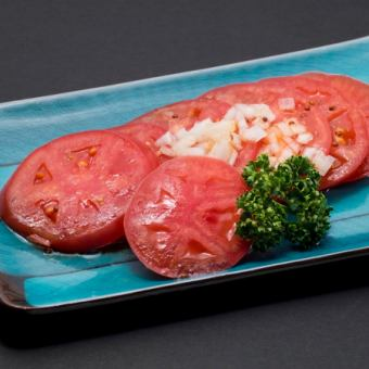 番茄片/ Tataki辣椒/毛豆