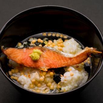 三文鱼Ochazuke