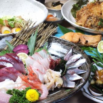 Usually! 90 minutes → 120 minutes for all-you-can-drink! [Luxury Banquet Course] All-you-can-drink with 8 items 6000 yen