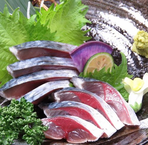 Debris mackerel