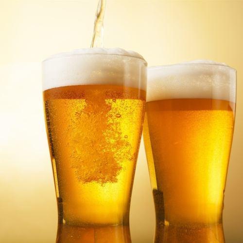 キンキンに冷えたキリン一番搾り生ビール!乾杯はコレ!
