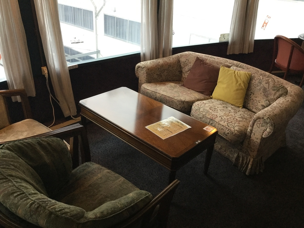 放松沙发座椅是2个座位!这是一个你可以放松的座位,如会议或阅读♪