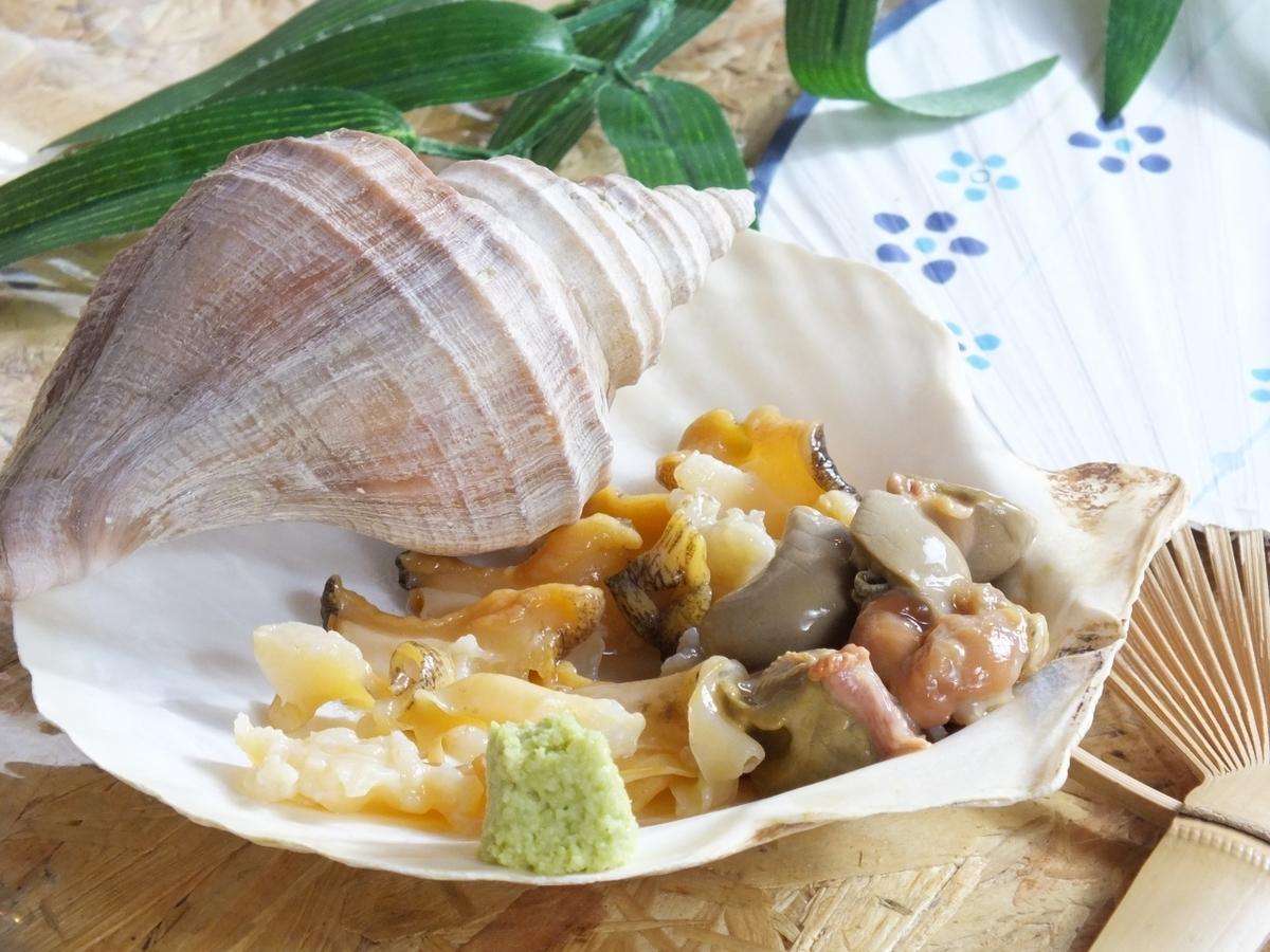 Tsubukai生鱼片
