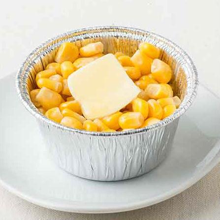 Corn butter / sausage / hamburg