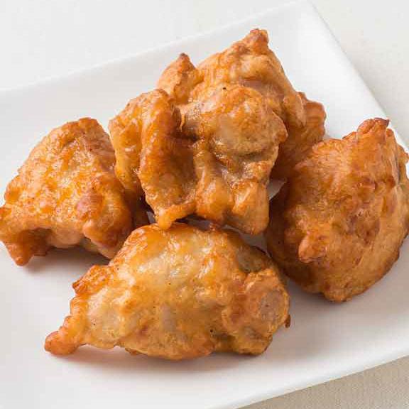 Deep-fried chicken / Deep fried chicken