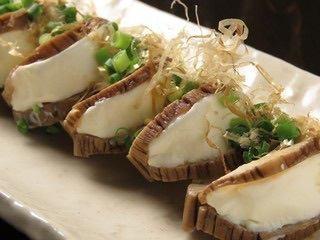 いぶりがっことチーズ/フライドポテトのガーリックバターソテー